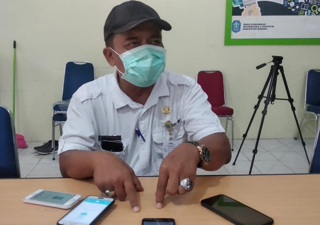 Jubir Covid-19 Kabupaten Bangka, Jangan Gunakan Bahasa Plesetan Dalam Berita Covid-19
