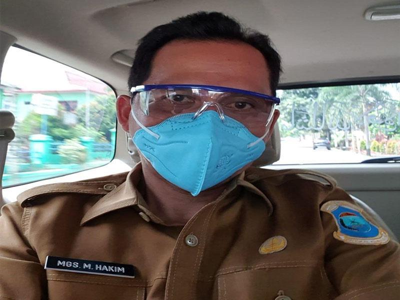 Kabar Gembira, Lima Pasien Covid-19 di Pangkalpinang Dinyatakan Sembuh