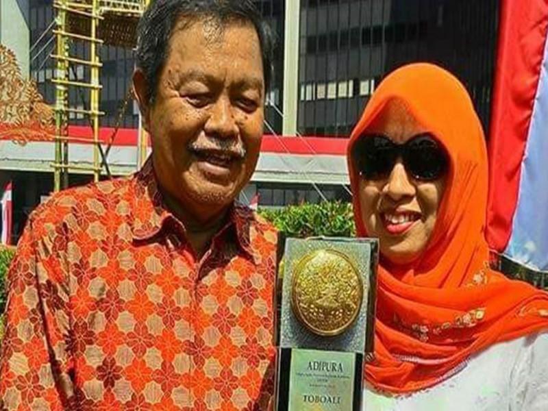 Kabupaten Bangka Selatan Raih Piala Adipura