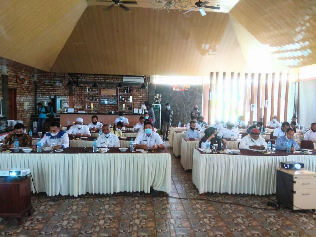 Kades Bukit Layang Geram, Sebut PT THEP Tidak Memberikan Kontribusi Sosial