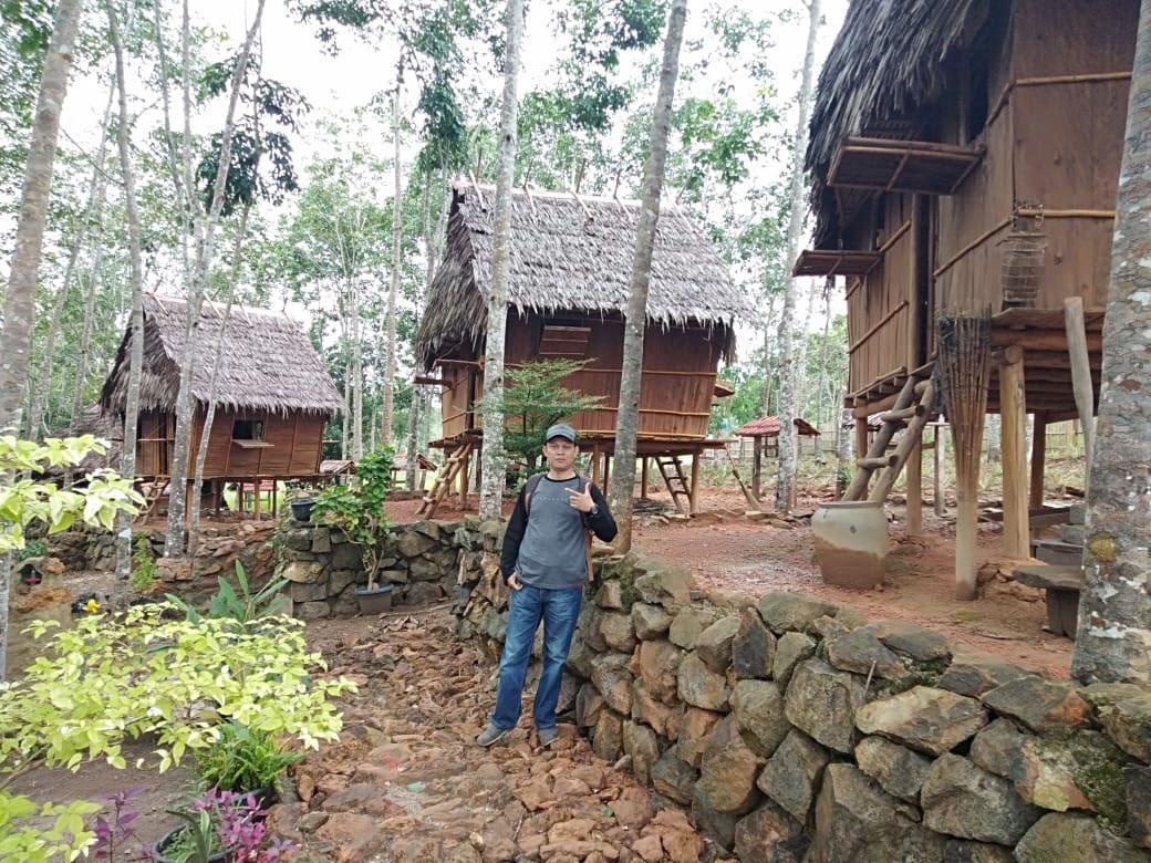 Kampung Tige Urang, Wisata Jadul yang Instagenik dengan Suasana Alami