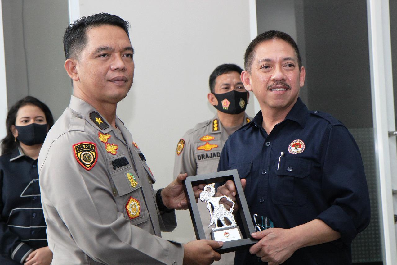 Karo Binkar Cek Anggota Polri di LPSK, Hasilnya?