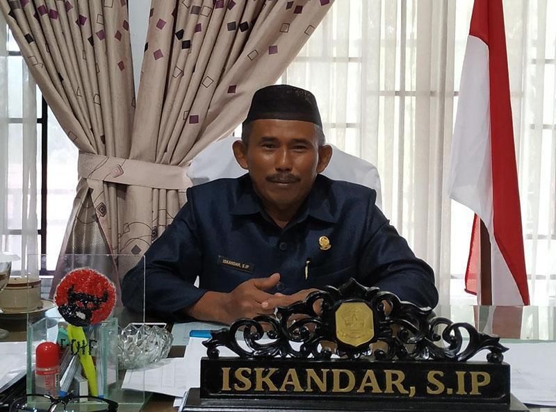 Kasus Covid-19 Terus Meningkat, Ketua DPRD Bangka Minta Pemerintah Terus Sosialisasi Prokes