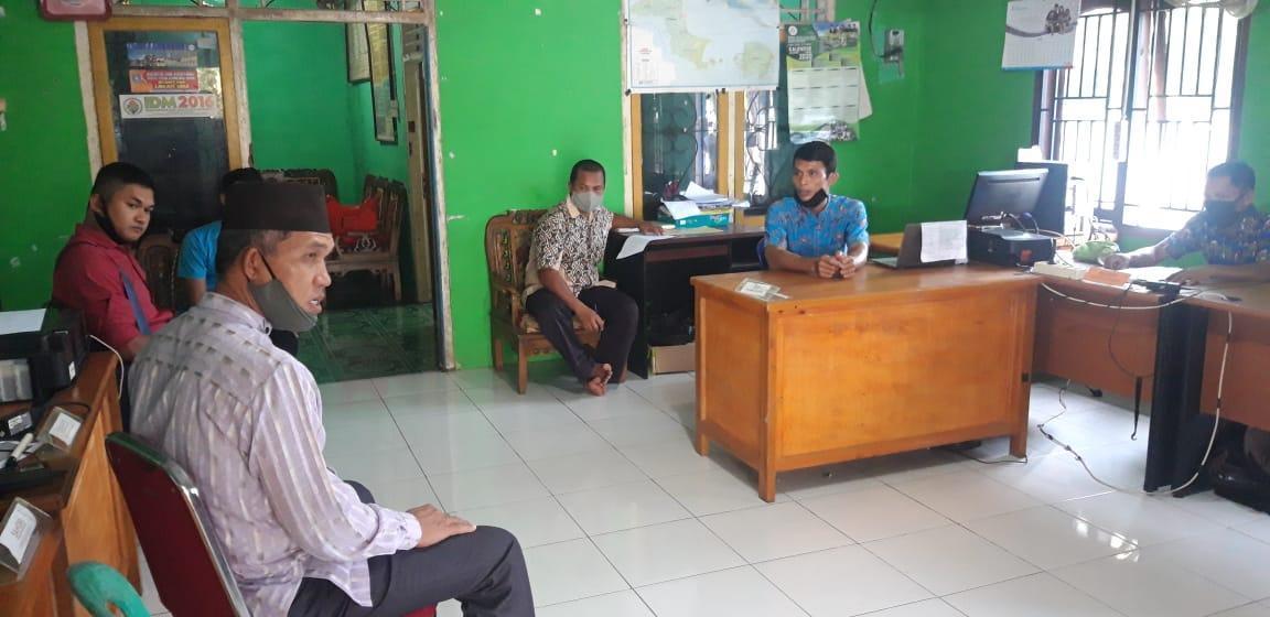 Kawal Bantuan JPN Provinsi, Anggota DPRD Ini Turun ke Desa-Desa