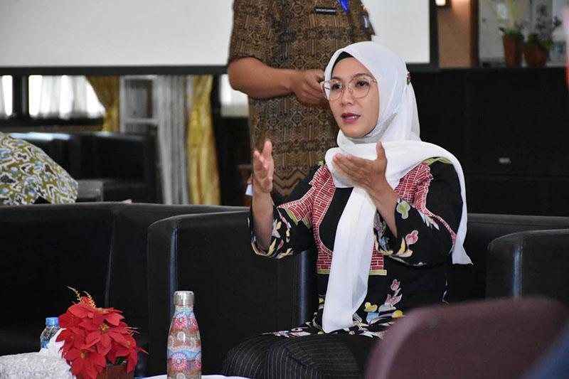Ketua Dekranasda Melati Erzaldi Jadwalkan Kegiatan Rutin untuk Babel Akademia