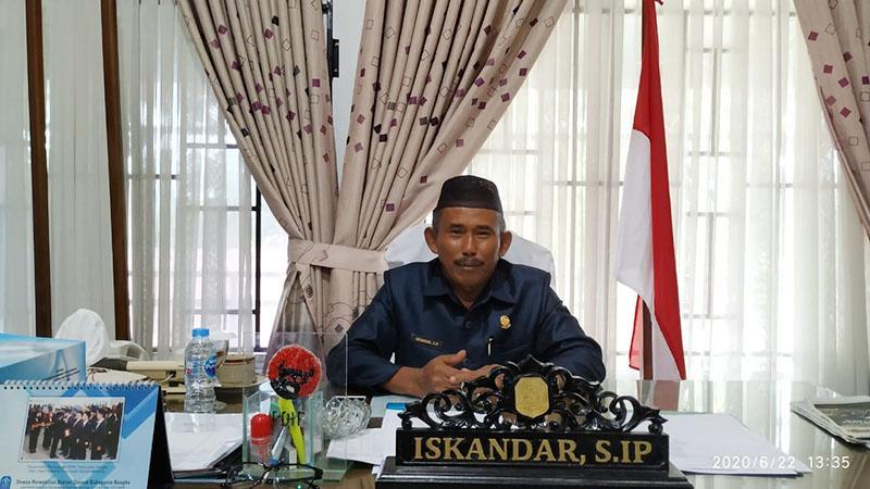 Ketua DPRD Bangka Sesalkan PT Timah tidak Ikuti Hasil RDP