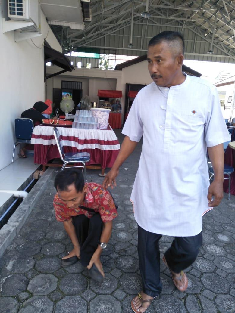 Ketua DPRD Kabupaten Bangka Gelar Open House Idul Adha 1441 H