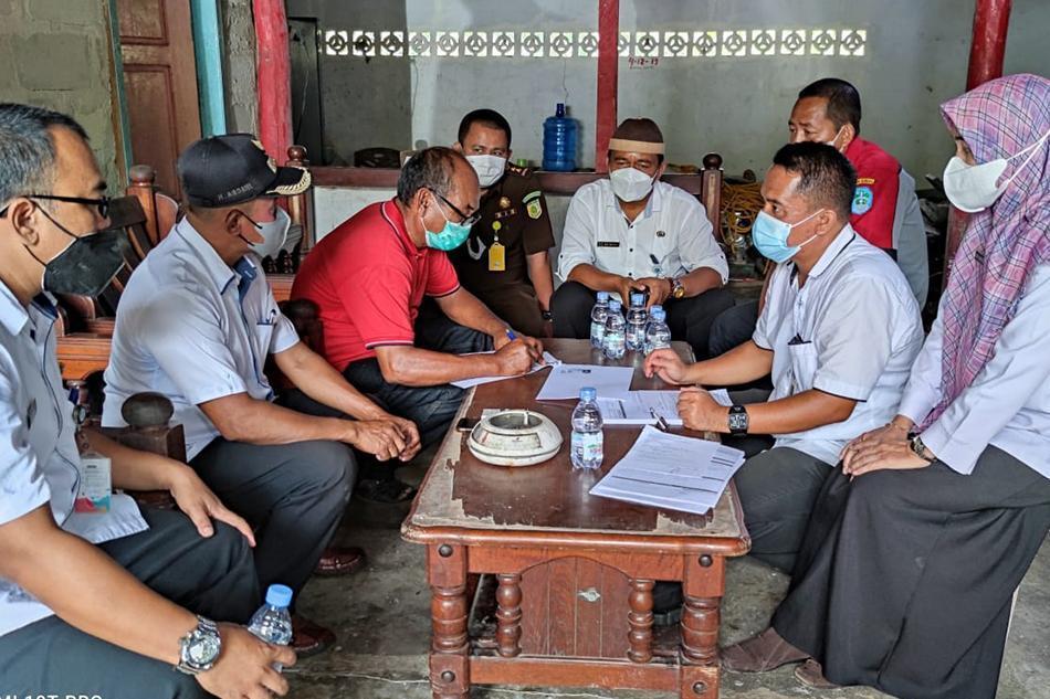 Ketua Tim OPAD Bangka, Arianto : Tim Ini Dibentuk Untuk Mengejar PAD