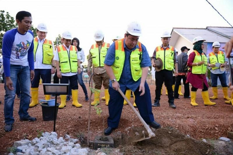 Komisi VII DPR RI Kunjungi Kebun Reklamasi Air Jangkang, Eko Sebut PT Timah Bisa Jadi Contoh BUMN Lainnya