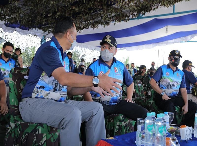KSAU Ikut Lomba Menembak di Belitung Timur
