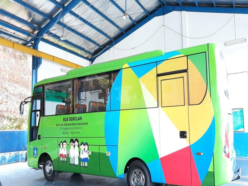 Layani Mudik 2019, Disperkimhub Bateng Siapkan 31 Unit Bus