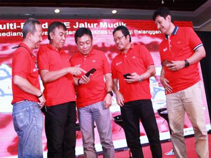 Layani Ramadhan dan Idul Fitri, Telkomsel Bangun 12.000 BTS Multi-Band LTE