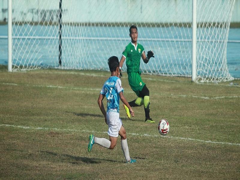 Liga 2: Babel United Merangsek Naik