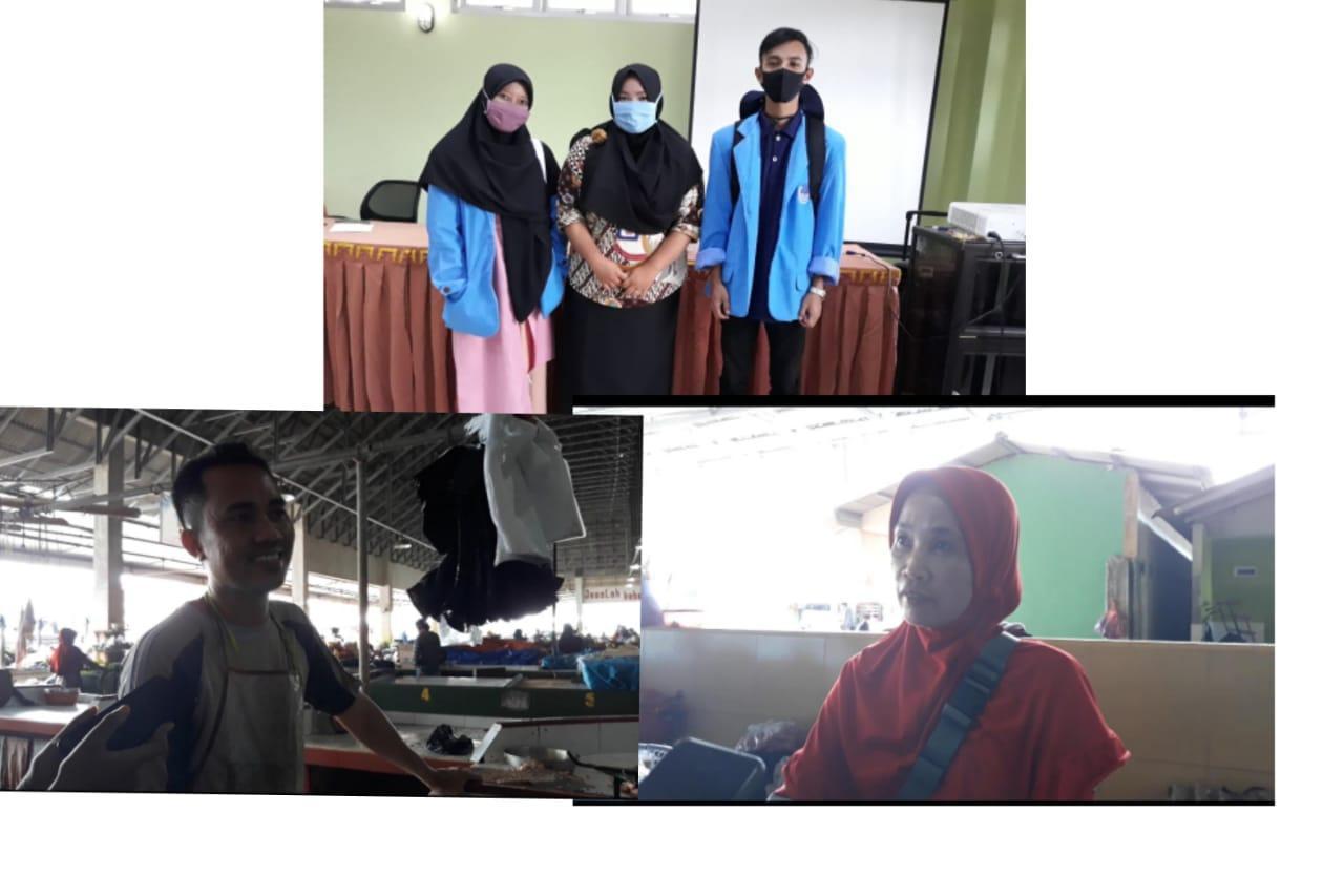 Mahasiswa KKN UBB Desa Air Ruai Bersama Puskesmas Pemali Sukses Gelar Proker Edukasi Pemilahan Sampah