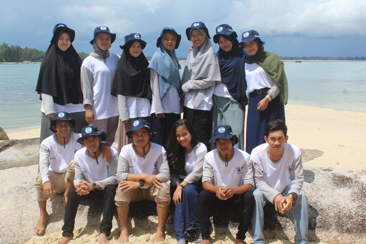 Mahasiswa KKN UBB Romodong Indah Tawarkan Konsep Ekowisata Pulau Putri