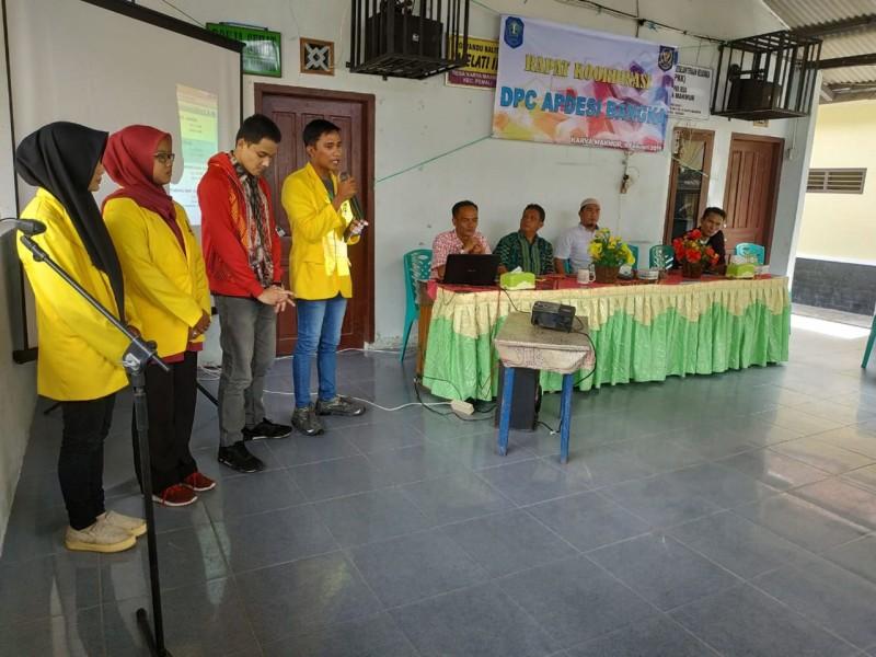 Mahasiswa STISIPOL Pahlawan 12 akan Belajar di Kantor Desa se Bangka