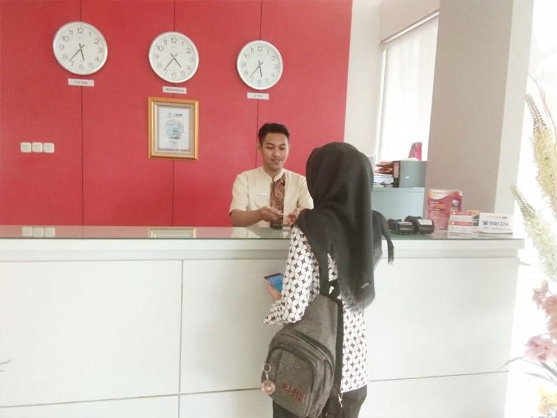 Manajemen Bangka City Hotel Terapkan Program English For Hotel