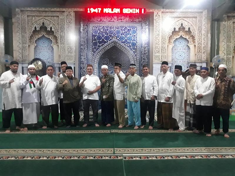 Masjid Muhajirin Jadi Awal Mula Rangkaian Silaturahmi Kegiatan KUII