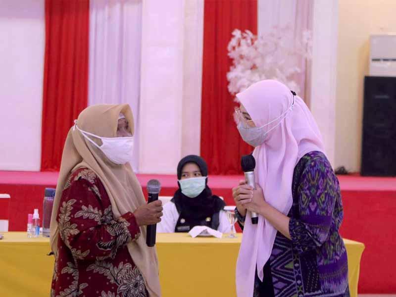 Melati Erzaldi Tegaskan Kader Dasawisma Merupakan Kunci Pembangunan Desa