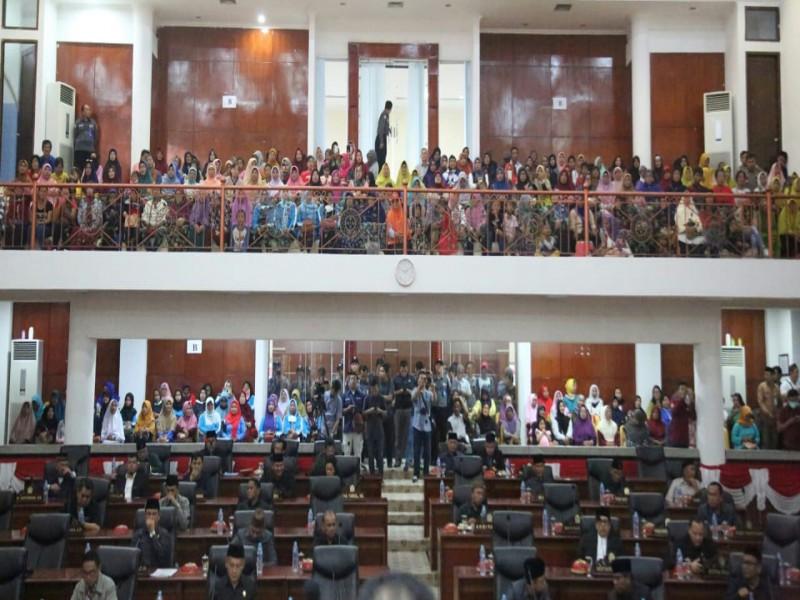 Menunggu Akte Kelahiran Bangka Utara,  Berdoa Moratorium Segera Dicabut.. (bagian 2)