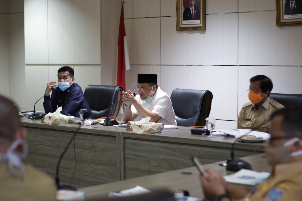 Menyikapi Keuangan Daerah Mendekati 'Lampu Merah', Gubernur Babel Ambil Opsi Efisiensi