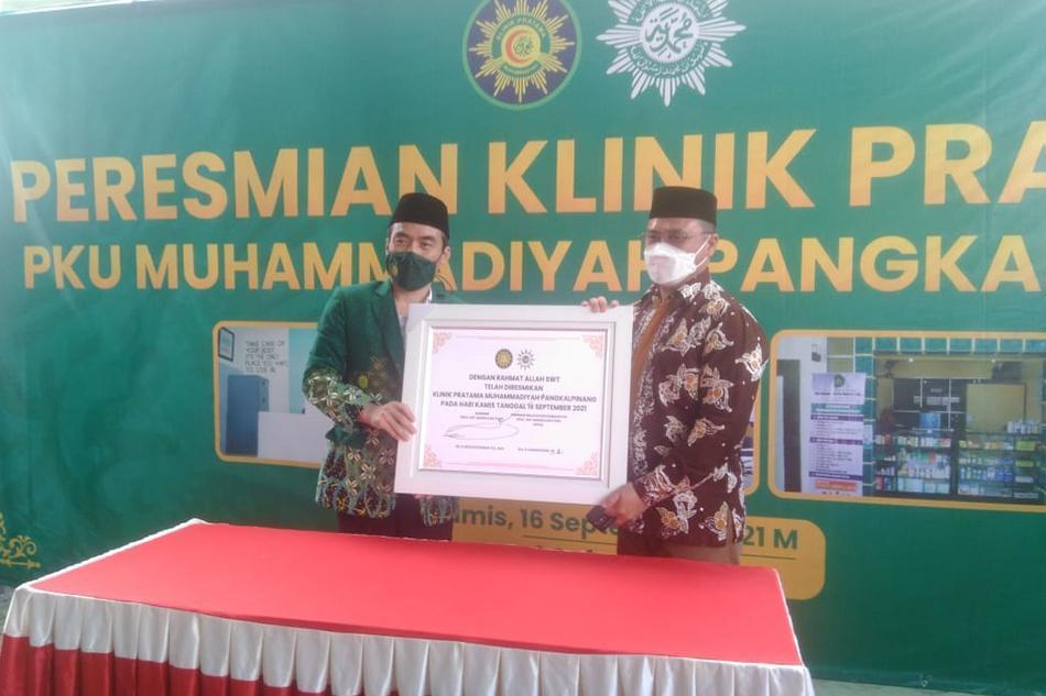 Muhammadiyah Kembali Mengembangkan Sayap di Sektor Kesehatan di Kota Pangkalpinang