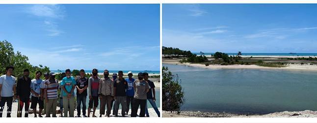 Nelayan I dan II Sungailiat Desak Pemerintah Lakukan Pengerukan Alur Muara Nelayan