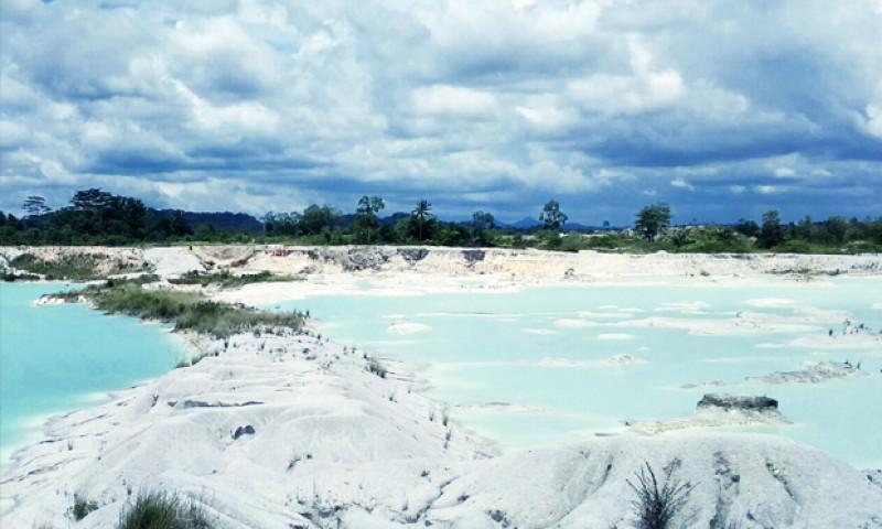 Ngayau Ke Danau Kaolin