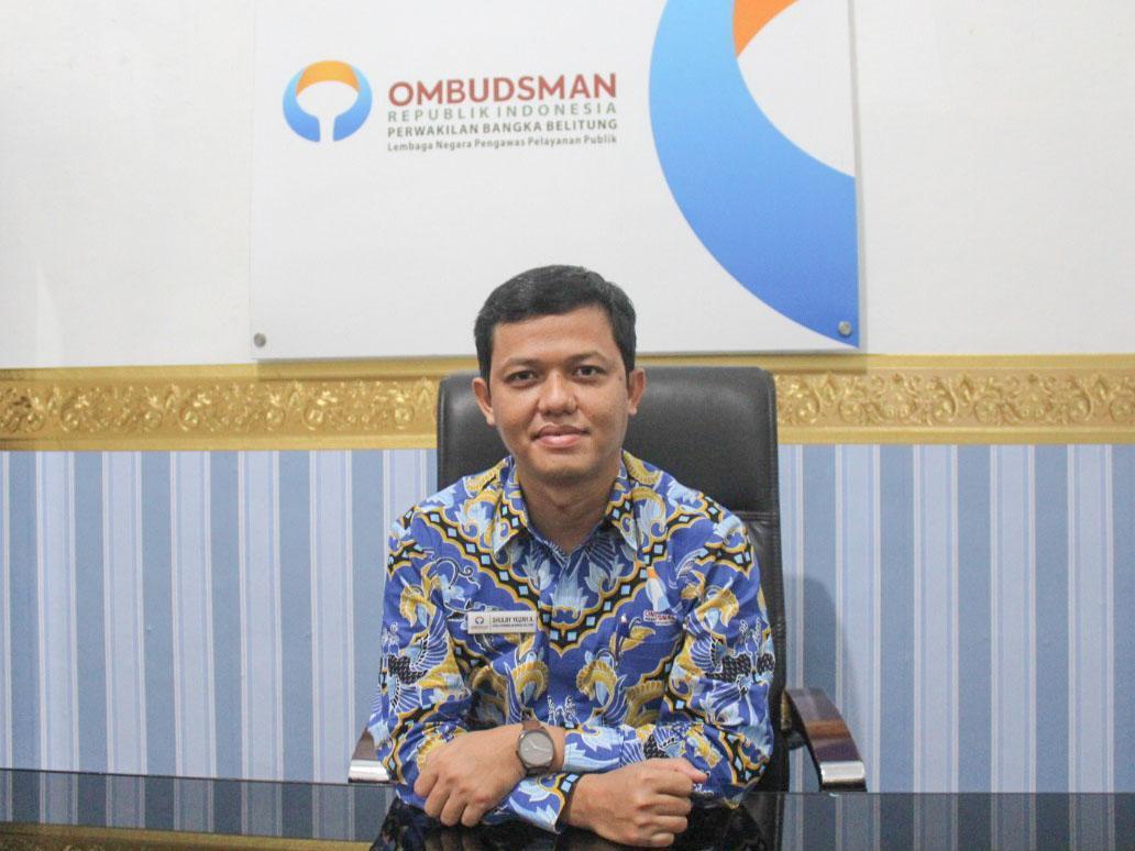 Ombudsman Babel Beri Saran Kajian Pembebasan Biaya Siswa Miskin di SLB Swasta