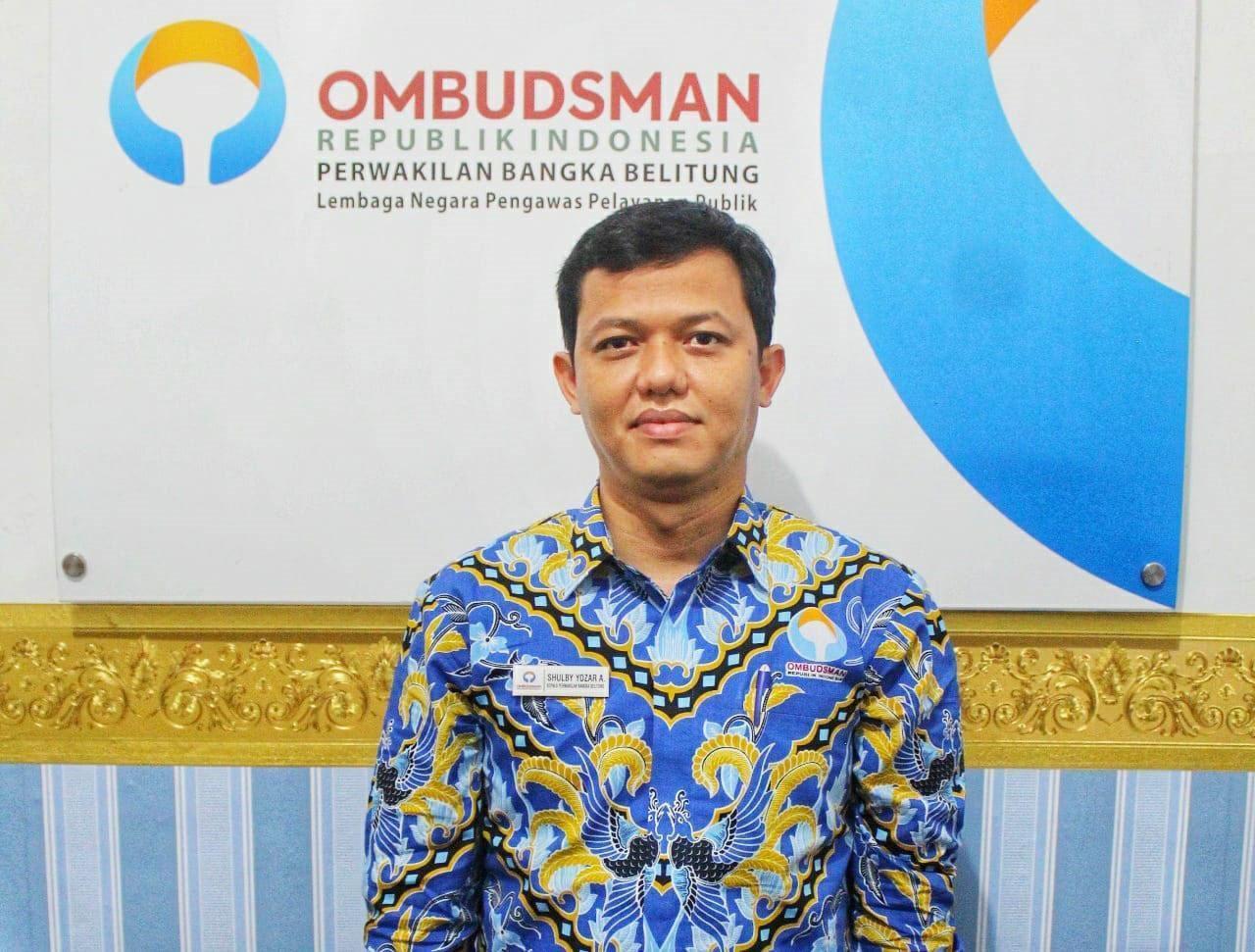 Ombudsman Babel Menduga Ada Potensi Maladministrasi Tenaga Honorer Bateng yang Tidak Digaji
