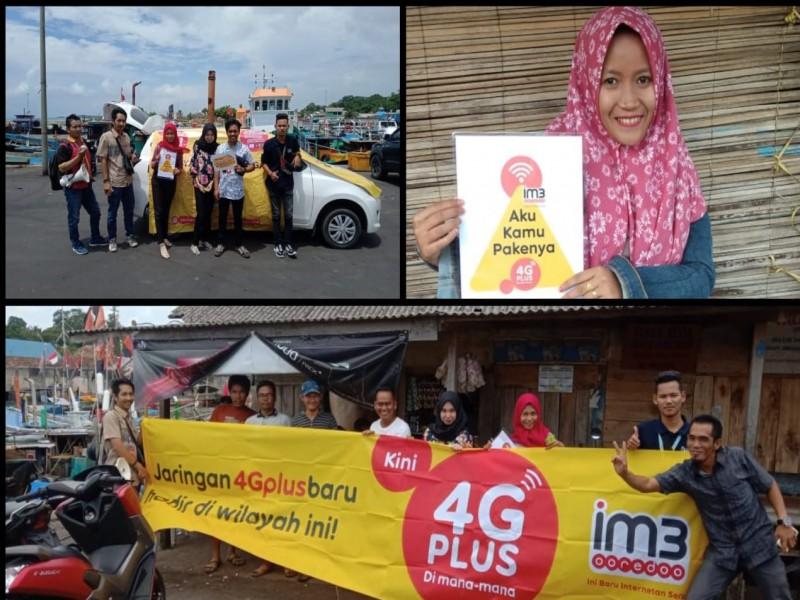 Ooredoo Perkenalkan 4G Baru di Desa Payung