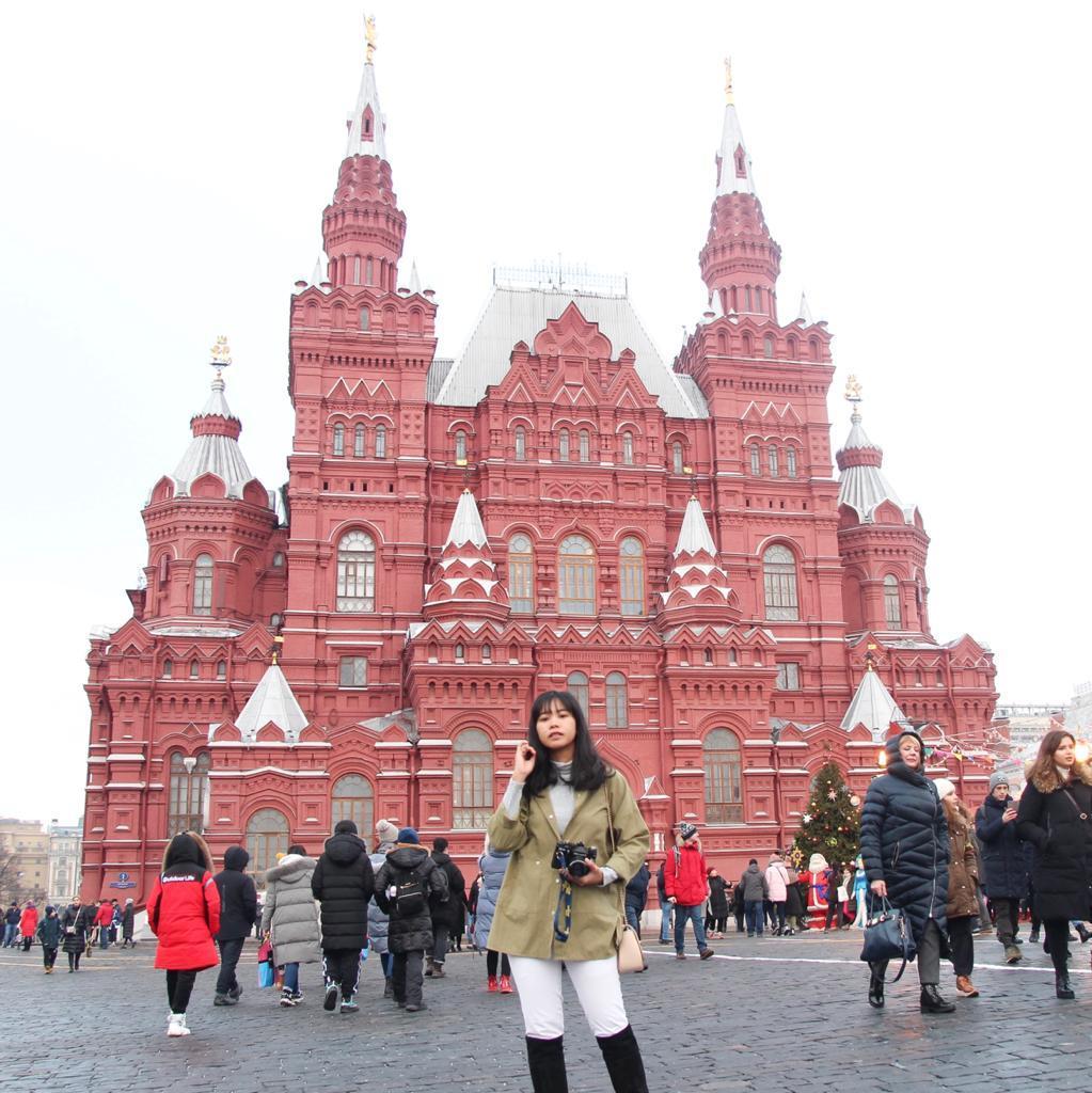 Opini : Covid-19 Bikin Mahasiswi Asal Basel Di Rusia Dilema