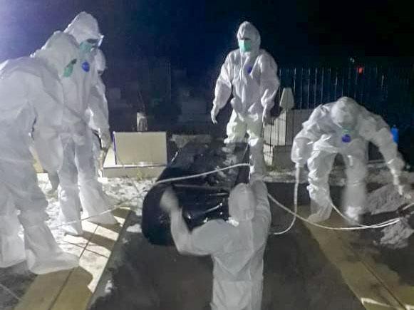 Pasien Covid-19 Warga Tukak Sadai Meninggal di Perjalanan Menuju RSUD Basel