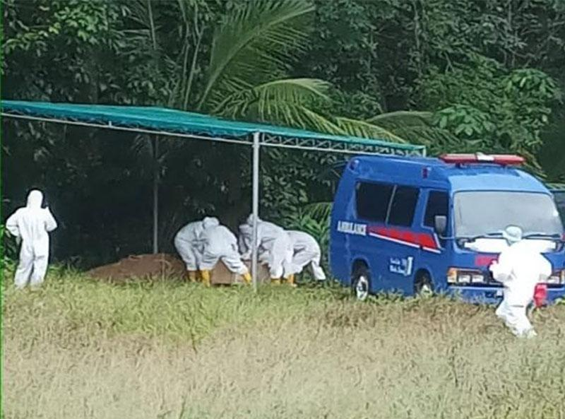 Pasienf Covid-19 dari Jakarta Meninggal di Sungailiat