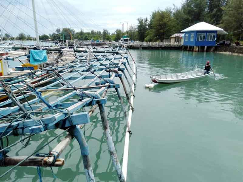 Pasokan Ikan Melimpah, Nelayan Manggar Harap Harga Tetap Stabil
