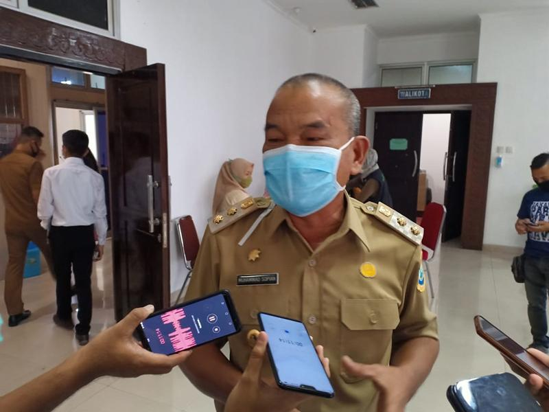 Pedagang yang Bandel Akan Dibawa ke Kantor Polisi