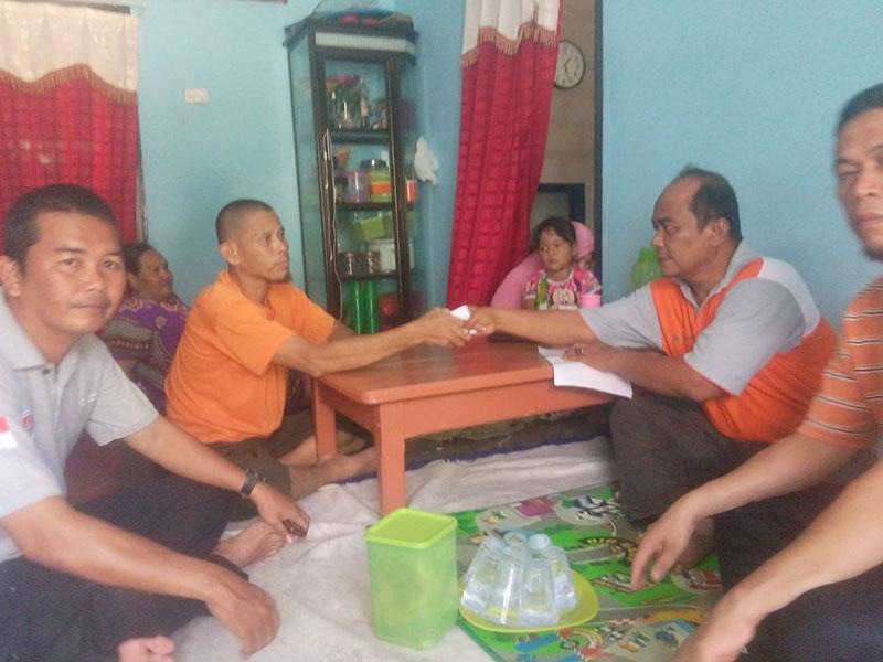 Pemkab Bangka Bantu Penderita Getah Bening Melalui Semari