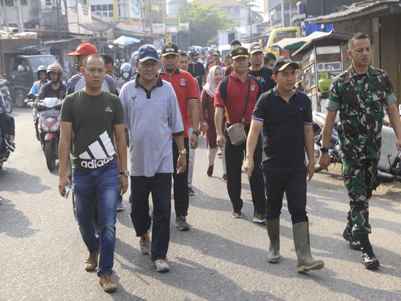 Pemkot Pangkalpinang akan Tertibkan PKL di Trotoar Pasar Induk