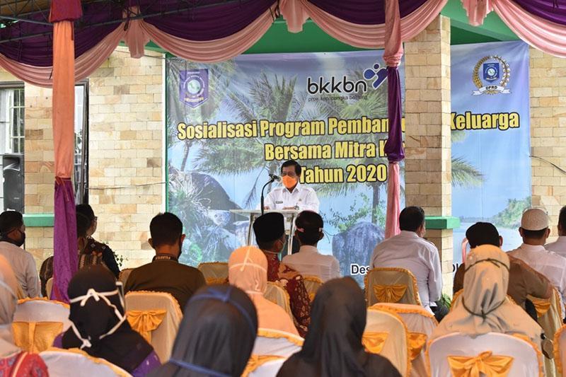 Pemprov Babel Harap Program Bangga Kencana Berjalan Optimal di Bangka Barat