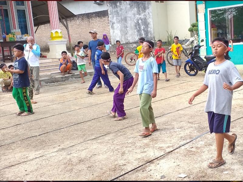 Pemuda Bina Praja Toboali Turut Berpartisipasi Dalam HUT RI