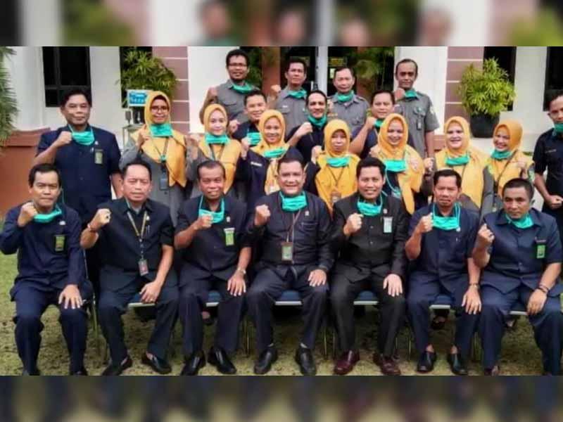 Pengadilan Agama Sungailiat Siap Jalankan Zona Integritas Wilayah Bebas Korupsi
