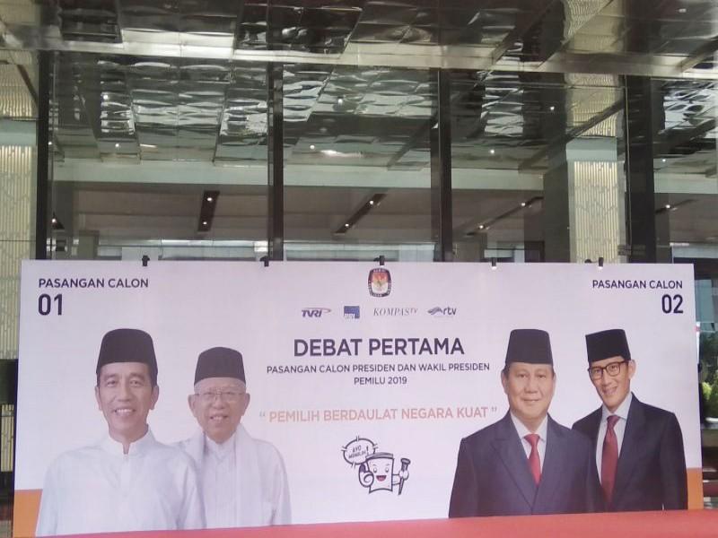 Pengamat Prediksi Debat Putaran Pertama akan Berat