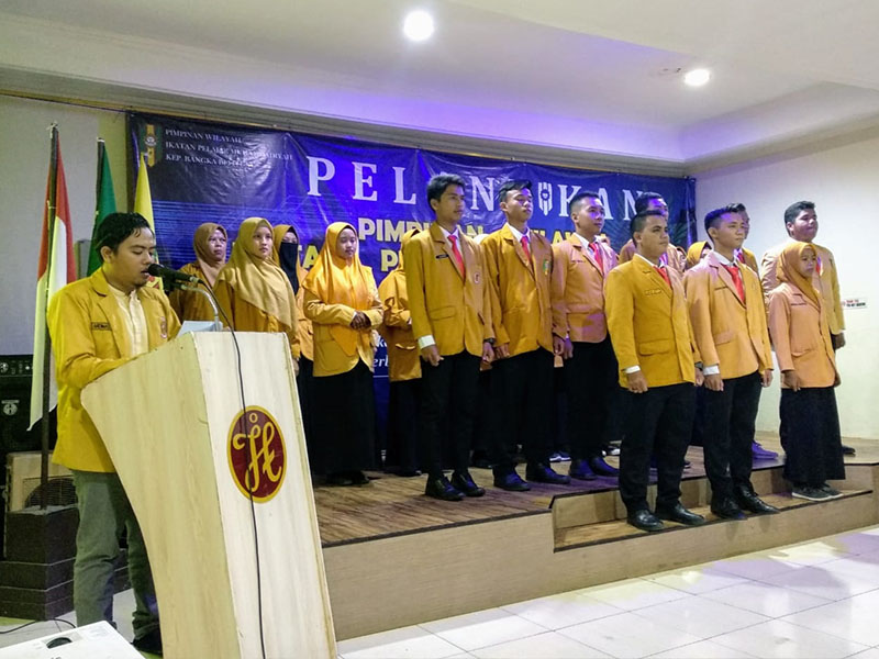 Pengurus PW IPM Babel Periode 2019-2021 Resmi Dilantik