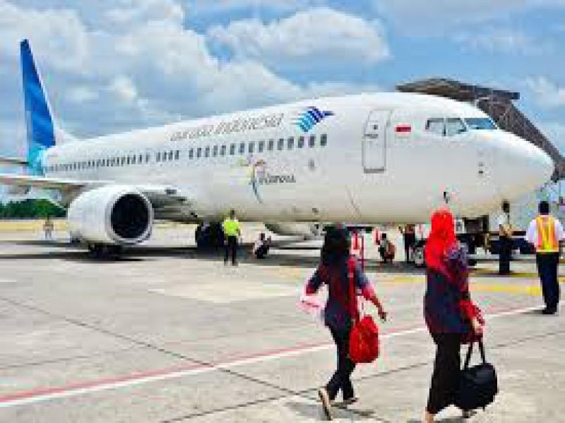Penumpang Dilarang Mengambil Foto dan Video Dalam Pesawat, Ini Kata Garuda Indonesia