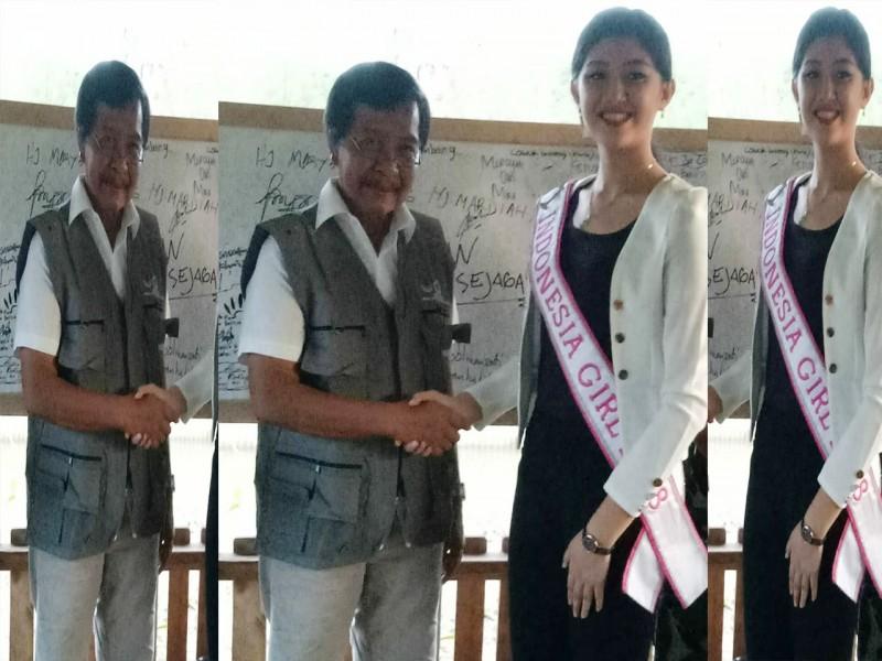 Peraih Indonesia Girl 2018 Ini