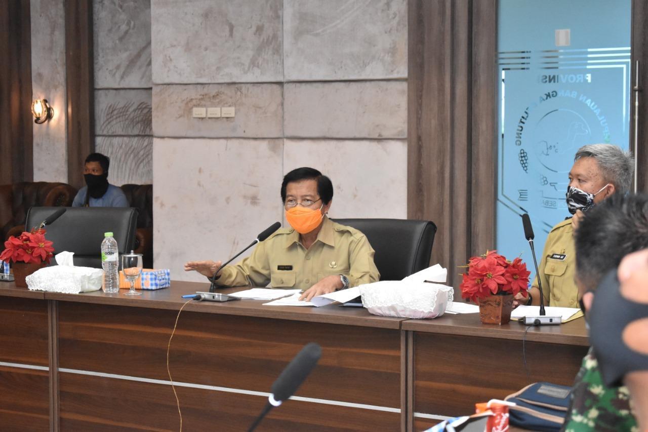 Peringatan HUT RI Ke-75 Tahun di Bangka Belitung Bakal Minimalis