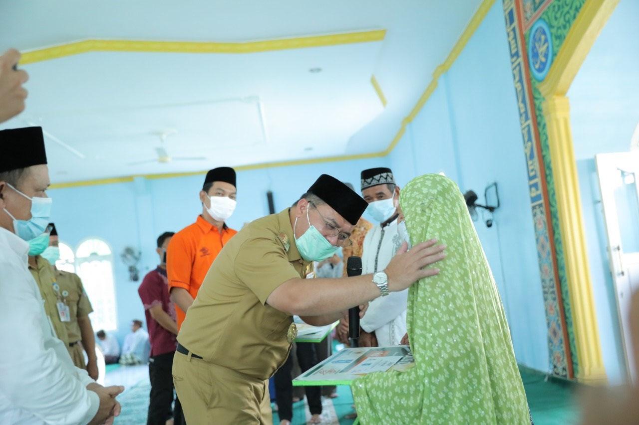 Peringatan Nisfu Sya'ban, Gubernur Ajak Pererat Silaturahmi