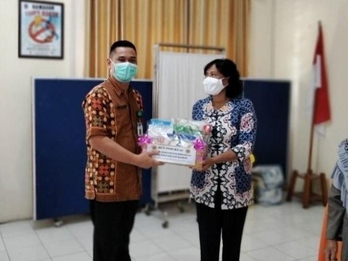 Peringati Hari Perawat Nasional, RSUD Depati Bahrin Berikan Penghargaan