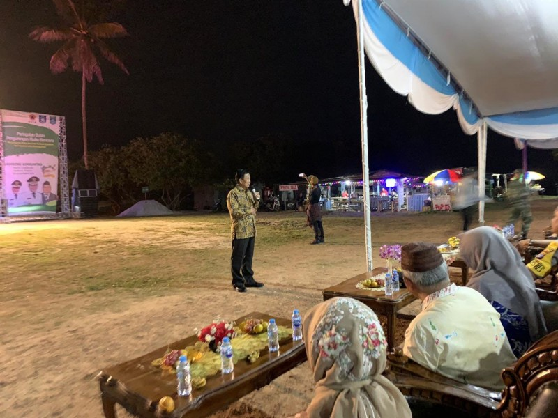 Peringati PRB, Ibnu Saleh : Kegiatan Ini Sarana Pemahaman Aktivitas Pengurangan Resiko Bencana
