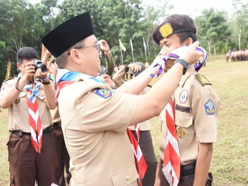 Perkemahan Persaudaraan Selesai, Gubernur Janji Bangun Sarana Outbound di Buper Depati Amir